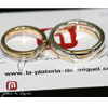 Undying Love Pair Ring ペア・アイテム レザーブレスレット PD-17517 10Kgold PAIR