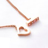 heart necklace ネックレス ラペルピン PD-21262