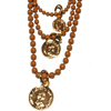 Carina Coins Necklace  ネックレス シルバー ペンダント PD-29867 RB